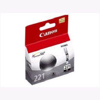 Canon Usa Cli 221 Ink Tank Black Printer Technology Ink