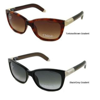Chloe CL 2175 Womens Plastic Frame Sunglasses