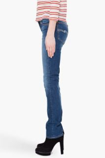 Nudie Jeans Tube Kelly Organic Pure Denim Jeans for women