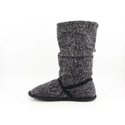 Rocket Dog Womens Starry Black Snow Boots