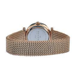 Skagen Womens Stainless Steel Quartz Watch