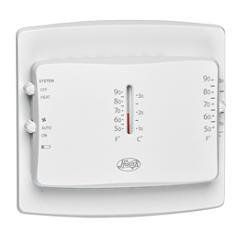 Hunter 40120 Electronic Mechanical thermostat   heat only