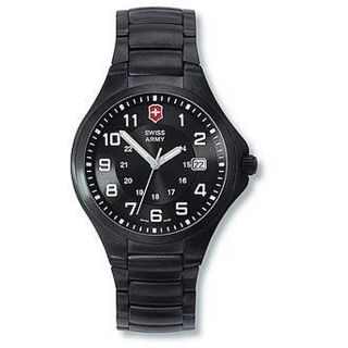 Swiss Army Mens Base Camp PVD Watch