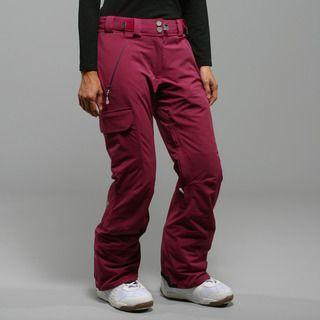 Rip Curl Womens Ultimate Raspberry Ski Pants