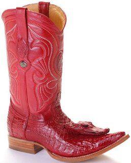 Head Los Altos Mens Cowboy Boots Western Classics Riding 20161 Shoes