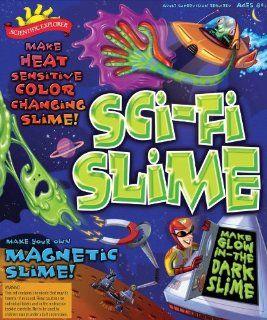 POOF Slinky 0SA224 Scientific Explorer Sci Fi Slime