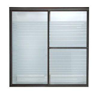 American Standard AM00729.406.224 Prestige Framed By Pass Shower Doors