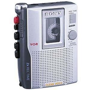 Sony Audio/Video, Portable Cassette Recorder (Catalog