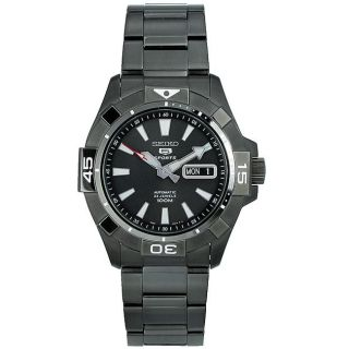 Seiko Mens 23 Jewels Stainless Steel Automatic Watch