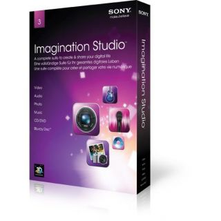 Sony Imagination Studio 3   Achat / Vente CREATION NUMERIQUE Sony