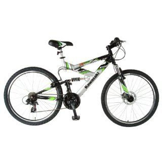 Kawasaki DX226FS 26 Inch Dual Suspension Mountain Bike