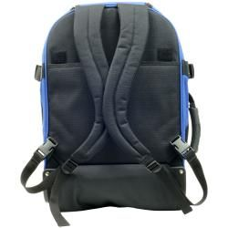 AJ Kitt Signature Back 2 Back Rolling Backpack