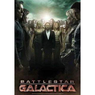BATTLESTAR GALACTICA   Poster grand format Baltar   New Caprica (173