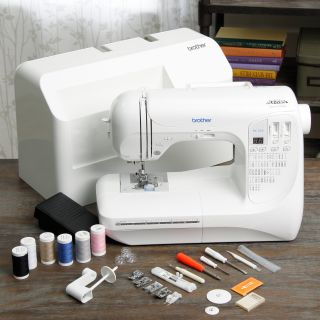 Brother PC210PRW Project Runway Computerized Sewing Machine with Bonus