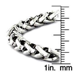Stainless Steel Celtic Chain Bracelet