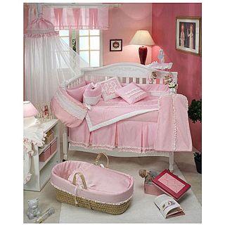 Picci Scarlet 4 piece Crib Bedding Set