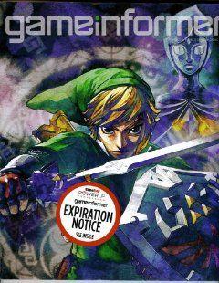 GAME INFORMER Magazine # 222 The Legend of Zelda: Skyward