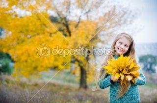 Cute little girl outside  Stock Photo © Alexandru Chiriac #1253574