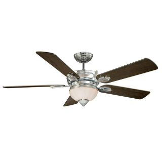 Savoy House Skylark 3 light Chrome Ceiling Fan