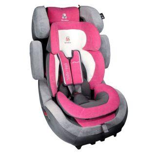 RENOLUX Siege auto Step 1/2/3 Rose   Achat / Vente SIEGE AUTO