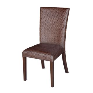 Rockford Metallic Brown Dining Chair Today $108.99 Sale $98.09 Save