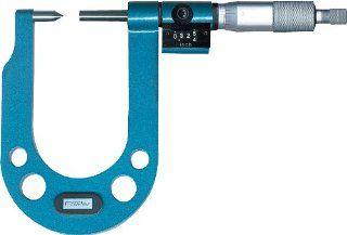 Fowler & Nsk 72 234 222 Digital Deep Throat Rotor Micrometer :