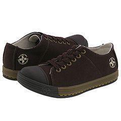 Dr. Martens Gwen Lace Up Shoe Dark Brown