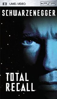 Total Recall [UMD for PSP] Marc Alaimo, Pricilla Allen