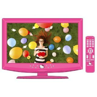Hello Kitty 19 LCD Television with Remote Control