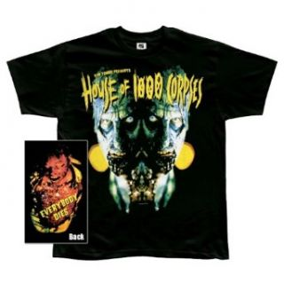 House Of 1000 Corpses   Zombies T Shirt   Large Clothing