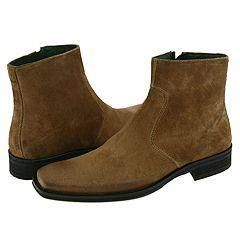 Kenneth Cole New York Genuine Taupe Suede Boots
