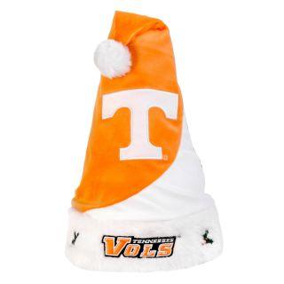 Tennessee Volunteers Polyester Santa Hat