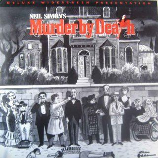 Murder By Death Eileen Brennan, Robert Moore Movies & TV