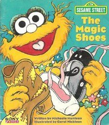 The Magic Shoes (Sesame Street/Sony Wonder) Michaela Muntean, Carol
