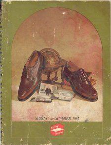 Knapp Shoes Spring & Summer 1967 (Catalog) Books