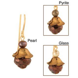 Ardent Designs 14k Gold Fill Kalyca Earrings (3 4 mm)