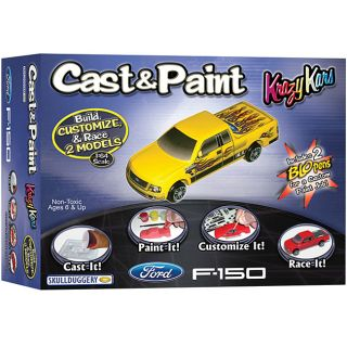Cast and Paint Ford F 150 Kit