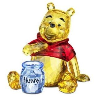 Swarovski Crystal Figurine #1142889, Winnie the Pooh Home