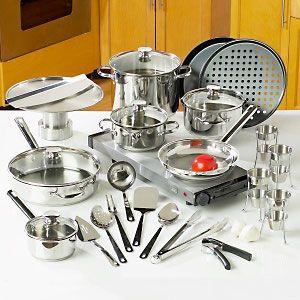 Wolfgang Puck 32 piece Cookware Set
