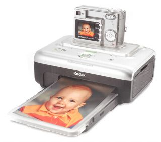 Kodak EasyShare C340 Digital Camera with Series 3 Printer Dock