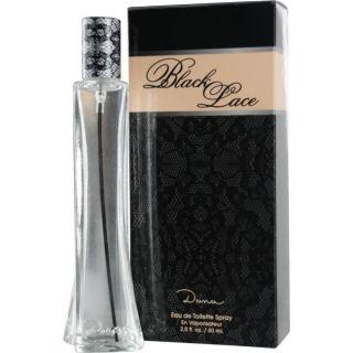 Dana Black Lace Womens 2 ounce Eau de Toilette Spray