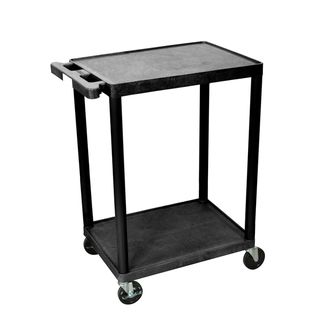 Luxor 2 shelf Heavy Duty Utility Cart