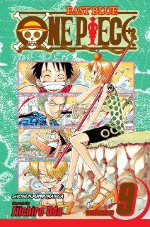 One Piece, Vol. 9 Tears Eiichiro Oda 9781421501918