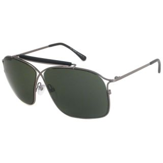 Tom Ford Womens TF194 Felix Gunmetal Aviator Sunglasses Today $199