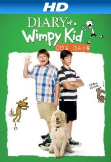 Diary of a Wimpy Kid Dog Days [HD] Zachary Gordon