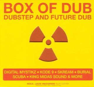 Box of Dub Dubstep and Future Dub Various Artists Music