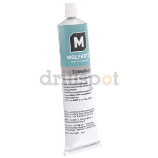 Dow Corning 33 Bearing Grease, Squeeze Tube, 5.3 oz