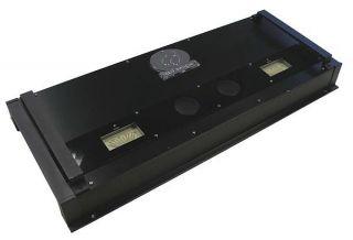 Clif Designs CD 860HC 2000W 2 channel High Curren Amp (Refurbished