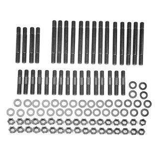 ARP 234 4721 Pro Series Black Oxide 3/8 Diameter 12 Point Cylinder