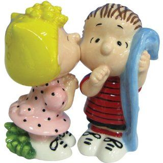 Westland Giftware Peanuts Magnetic Sally and Linus Salt
